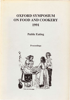 Public Eating
