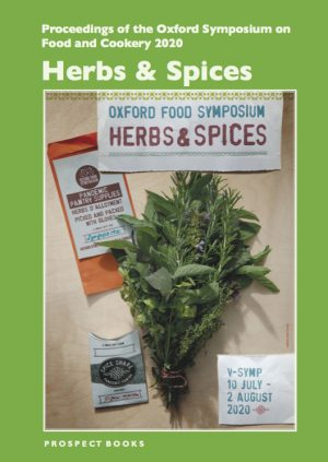 8 Herbs & Spices Proceedings of the Oxford Symposium on Food 2020